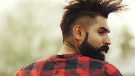 Parmish Verma Hairstyle Pics | punjabi singer parmish verma new hairstyle top 10 best