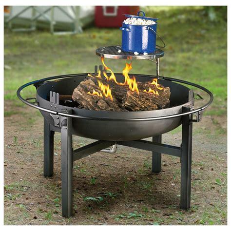 feuerschale holz interessante varianten f 252 r feuerschale mit grill