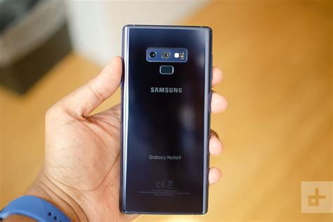 1 Samsung Galaxy Note 9 Phone Samsung Galaxy Note 9 Review More Awesome Than Digital Trends