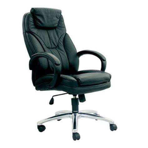 Kursi Kerja Direktur jual kursi kantor chairman pc 9610 a leather murah