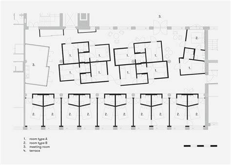 Studio Floor Plan gallery of dream hotel studio puisto architects 12