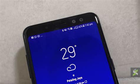 Samsung Galaxy Dua Kamera galaxy a8 dan a8 membuka laluan telefon pintar samsung