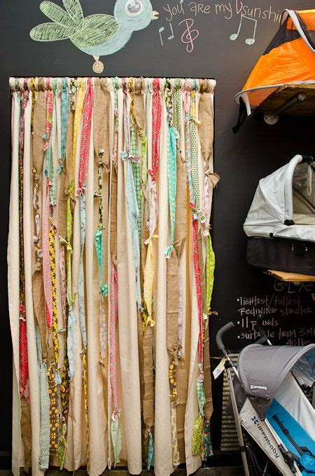 how to make curtains out of fabric fabric scrap curtains fabricadabra s blog