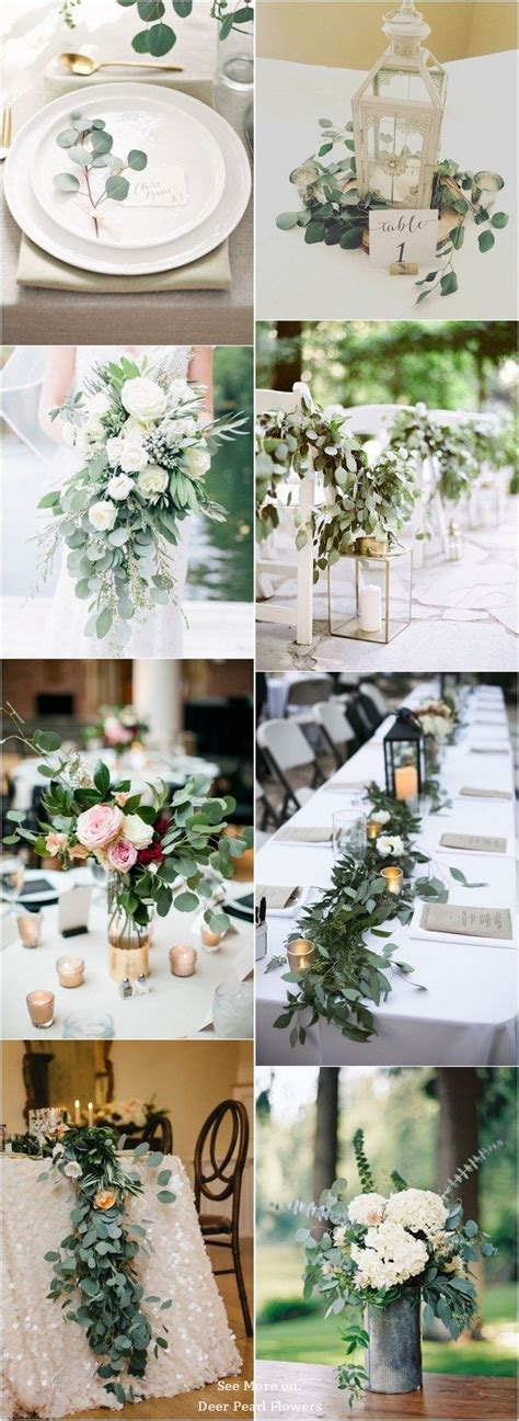 17 Best ideas about Eucalyptus Bouquet on Pinterest