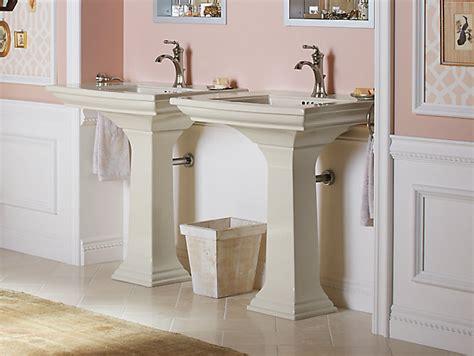 kohler memoirs pedestal sink memoirs pedestal sink with stately design and single