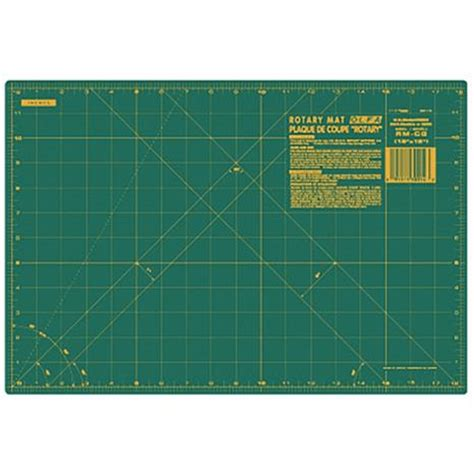 Gridded Matting by Gridded Cutting Mat 12 Quot X 18 Quot 2349096 Hsn