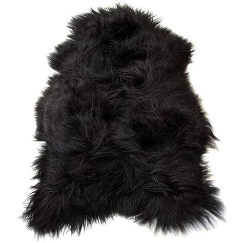 black sheepskin rug black sheepskin rug bedroom company