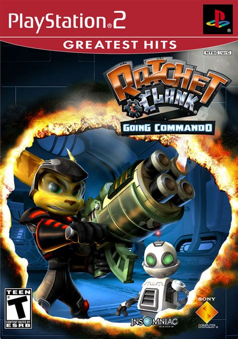 Bd Ps3 Ratchet And Clank Collection ratchet clank going commando box for playstation 2