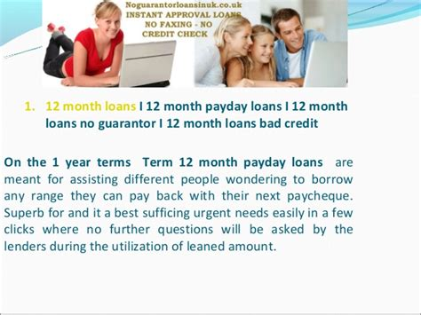 12 month payday loans 12monthloansdirectlenders1hr co uk http www noguarantorloansinuk co uk 12 month loans no