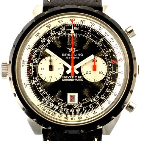 Rolex Matic Sporty 1969 breitling navitimer chrono matic ref 1806 timeline collection