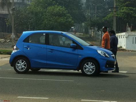 honda brio best colour honda brio small car for india unveiled update scoop