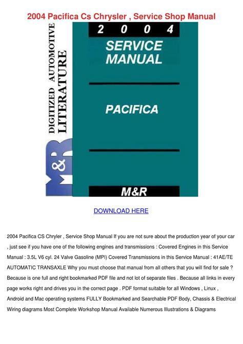 small engine service manuals 2004 chrysler pacifica free book repair manuals automobile fuse manual for a 2004 chrysler pacifica 2004 chrysler pacifica fuse box diagram