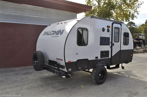 offroad travel trailers 2014 palomino rv palomini 132fd mule road edition
