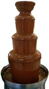 chocolate fountain chocolate picture