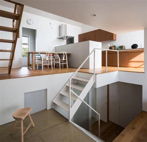 encore home design studio une petite maison rythm 233 e par des demi niveaux conseils d 233 co