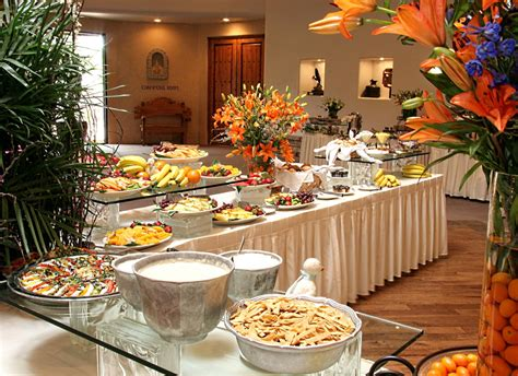 table steel cocktail party food cocktail party buffet