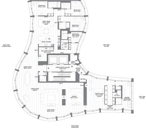 10 square west floor plans amoeba like floorplans for herzog de meuron s 160 leroy revealed 6sqft