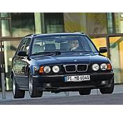 BMW 5 Series Touring E34 Specs &amp Photos  1992 1993