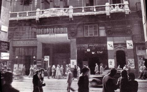 mediolanum napoli corso vittorio emanuele cinema mediolanum 1948