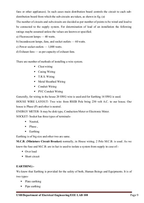 delighted electrical installation tutorial pdf