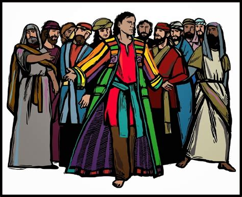 joseph and his coat of many colors daily bible study joseph and his coat of many colors