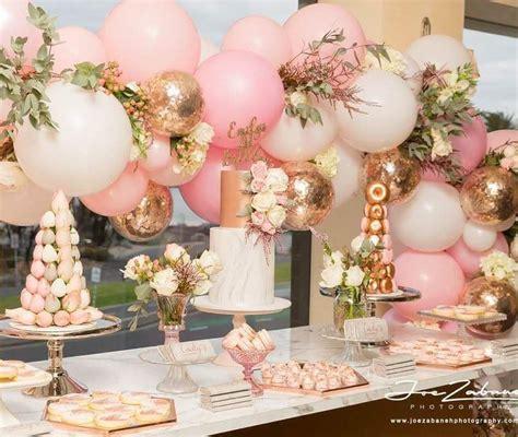 decoracion de mesa de dulces para 15 a os mesa de dulces para 15 a 241 os color rosa blush ideas para xv