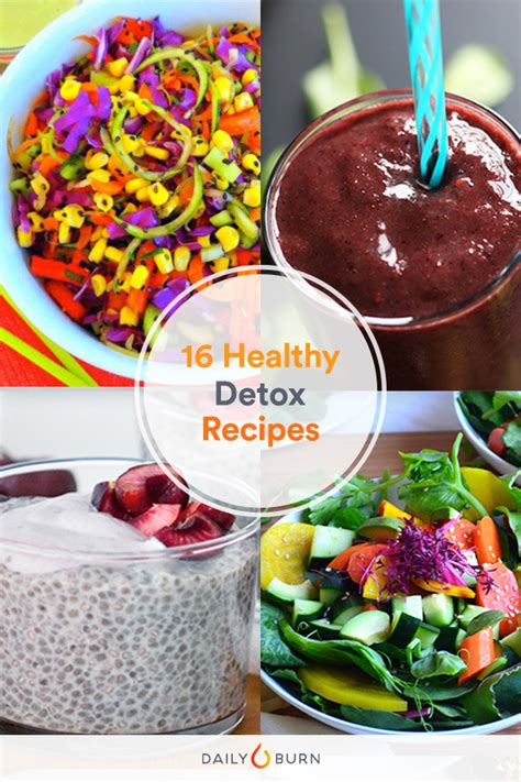 Detox Dinner by How To Detox The Healthy Way 16 Recipes You Ll