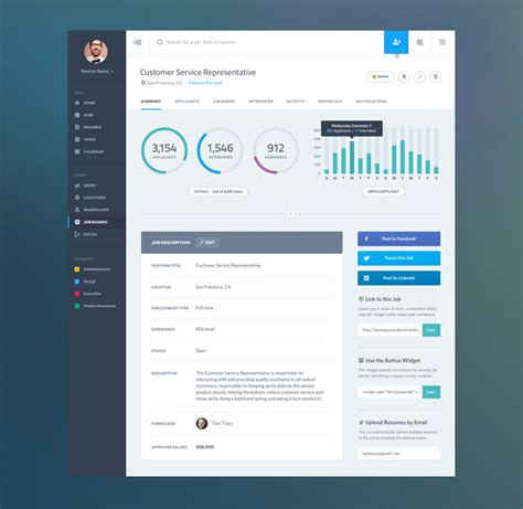 design windows application template dashboard design best user dashboard ui exles