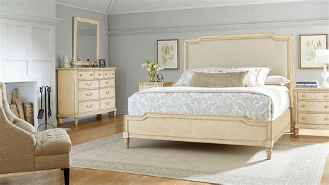 cottage bedroom furniture sets european cottage collection bedroom set by stanley