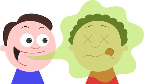 bad breath get rid of bad breath
