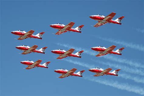 Some Affiliates Wont Air Show by Snowbirds
