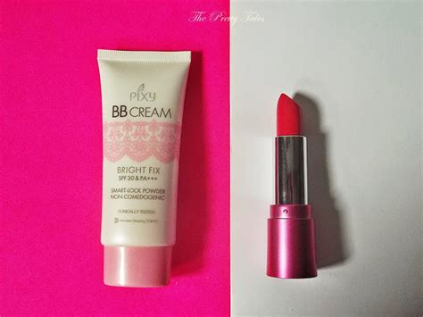 Dan Review Pixy Lipstick pixy bb bright fix pixy lasting matte lipstick cheery cherry review the