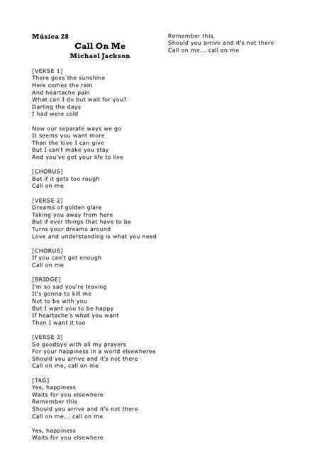 will you be there testo michal jackson lyrics book i