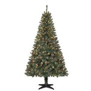 6 5 ft verde spruce pre lit christmas tree on sale