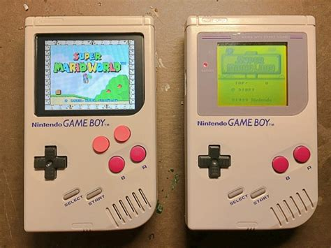 how much is a gameboy color worth this awesome hack updates the classic nintendo boy