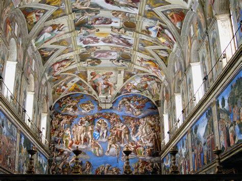 webshots sistine chapel vatican city