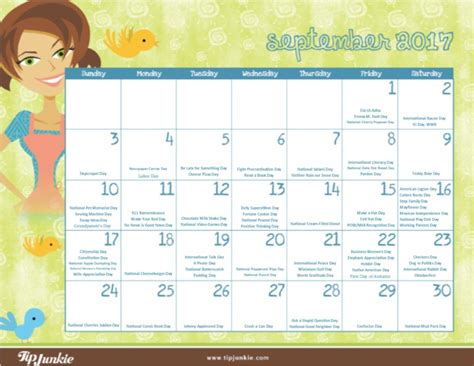 fun national holiday calendar may the kirkwood call crazy national holidays in september the best holiday 2017