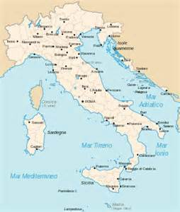 Provinces Of Italy Map by Provinces Of Italy