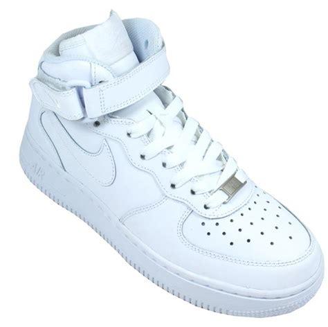 nike air 1 white shoes for landau store