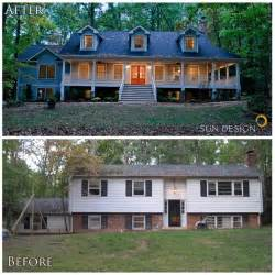Curb Appeal Renovations - 25 best ideas about split level remodel on pinterest split foyer split entry remodel and