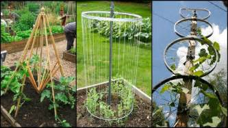 Garden With Recycled Materials Trellis From Recycled Materials Ideas2live4