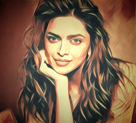 deepika padukone drawing how to draw deepika padukone bollywood amino