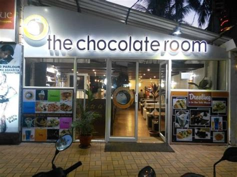 The Chocolate Room by The Chocolate Room Calangute Resort Park Avenue
