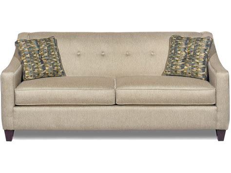 craftmaster living room two cushion sofa 706950