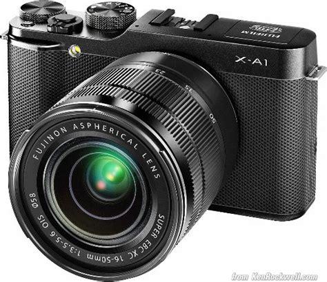 Kamera Mirrorless Fujifilm X A1 6 kamera mirrorless khusus travelling bagi fotografer wisata tour dan jalan jalan