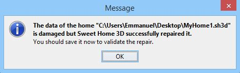 Is Sweet Home 3d Safe