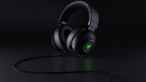 Razer Kraken V2 7 1 Gaming Headset review razer kraken 7 1 v2 gaming headset