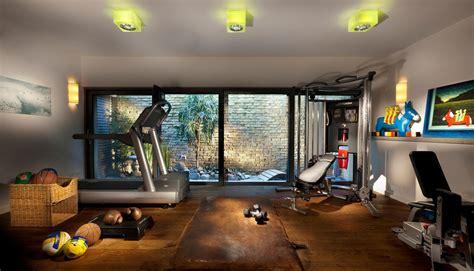 At Home Living Room Workout Montar Un Gimnasio En Casa