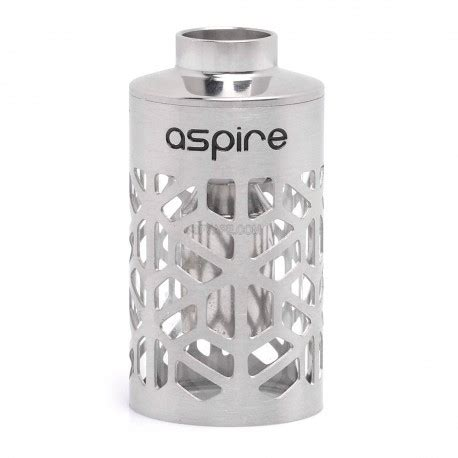 Authentic Aspire Nautilus Reguler And Mini Hollow Replacement Tank 1 authentic aspire replacement hollow out tank for nautilus mini silver stainless steel glass