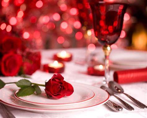 como decorar una cena romantica decorar hogar